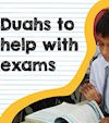 Six Tips and Duahs to Help You Through Exam Time