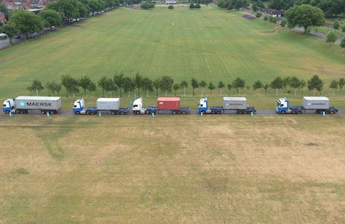 The Big Aid Convoy